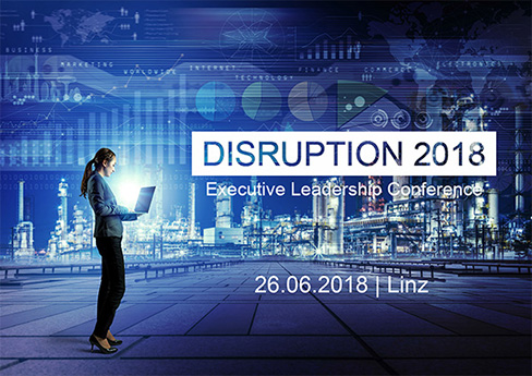 DISRUPTION 2018 - Executive Leadership Conference